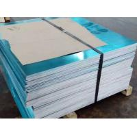 Wholesale Stable 5052 Aluminium Plate , 5052 H32 Aluminum Sheet Welding Performance from china suppliers