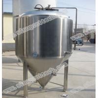 Buy cheap Stainless steel brewing equipment/conical fermenter/commercial brewery equipment from wholesalers
