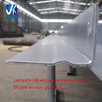 Buy cheap Cold bent ribbed L lintel L angle from wholesalers