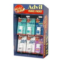 Buy cheap Foldable Custom Product Corrugated Counter Displays For Pharmacy , Logo Printed from wholesalers