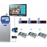 Wholesale 17 Inch Infrared Touch Screen 50HZ 60HZ Customer Queuing System from china suppliers