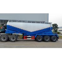 Buy cheap Customized SINOTRUCK 45 Ton 3 Axle Bulk Cement Semi Trailer For Sale from wholesalers