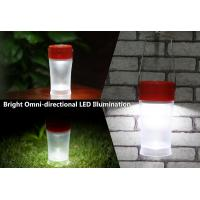 Wholesale Portable Solar Lamp with electronic rotary switch for family garage or camp Activities from china suppliers