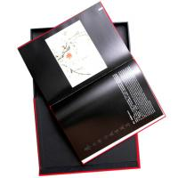 Wholesale 157gsm C2S, 1500gsm gray cardboard Full color 16K / 32K  Hardcover Book Printing with case from china suppliers