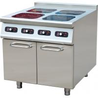 Wholesale Floor Standing 4 Zone Induction Hob , 4 Burner Gas Hob For Catering Equipment from china suppliers