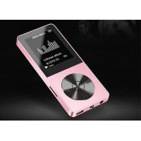 Wholesale Aluminum Alloy Portable MP3 Player MP4 Comes With Memory Lyrics Variable Speed Repeat E- Book from china suppliers