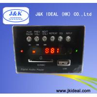Wholesale JK5229 Brazil USB SD FM MP3 panel from china suppliers