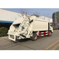 Wholesale Sinotruk Howo 4*2 Light Truck 10CBM Waste Compactor Truck For City Cleaning from china suppliers
