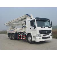 Wholesale 39 M3 - 125m³ Output Concrete Pump Truck With 4 Sections Arms HDT5291THB-39/4 from china suppliers