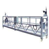 Wholesale Electric Suspended Platform Cradle Equipment Aluminium Alloy from china suppliers