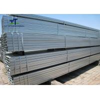 Wholesale Cold Rolled Galvanized Steel Square Tubing Standard Q355 130x130 For Solar Energy System from china suppliers