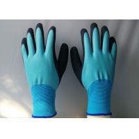 Wholesale Wear Resistant Nylon Nitrile Coated Gloves 35 - 120 G / Pair CE Approved from china suppliers