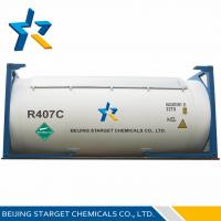 Wholesale R407C SGS / ROSH / PONY / ISO Approved Cryogenic Refrigeration Replacement For R-22 from china suppliers