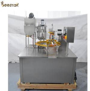 Wholesale Beekeeping equipment beekeeper Automatic spoon honey packing machine/honey filling sealing machine filling machine from china suppliers