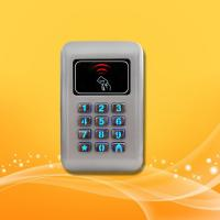 Wholesale Password Rfid Proximity Card Reader 125khz Beep Speaker With EM Lock from china suppliers
