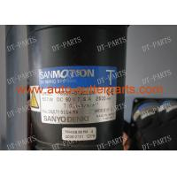 Wholesale Black Vector 25000 Cutter Parts Round Sanyo Denki T850T-012EL8N X Axis Motor 750435B from china suppliers