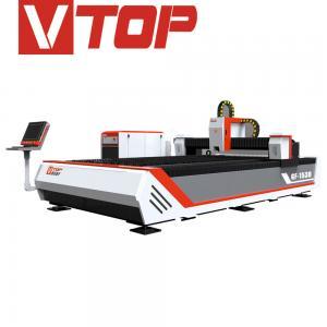China 1000w 1500w 2000w 2500w Cnc Fiber Laser Cutting Machine For SS/CS/Brass/Aluminum/Galvanized/Copper Metal Sheets on sale