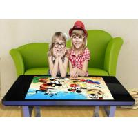 China Landscape Or Portrait 110 - 240v Ac Full Hd Touch Screen Table As Home Tea Desk wholesale
