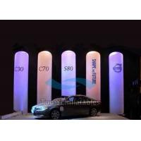 Wholesale Inflatable LED Light Column / Lighting Inflatable Pillar For Decoration from china suppliers