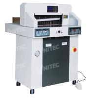 Wholesale 380.0kgs Hydraulic Computerized Paper Cutter 480mm Table Depth 480HP from china suppliers