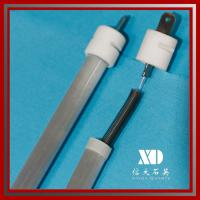 China 2014 infrared toaster oven heating element/quartz heating tube for heater with CE on sale