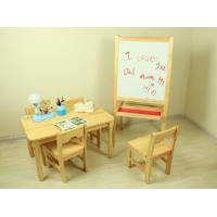 Tiger School furniture round corner tables with chairs