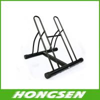 Wholesale Two postion steel garage bike storage bicycle rack for bike hitch from china suppliers