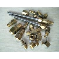 Quality Processing custom all kinds of pipe fitting,Adapte,CNC machining, brass fitting for sale