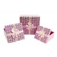 Wholesale Cardboard Handmade custom printed product boxes / pillow pack boxes from china suppliers