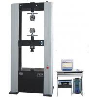 Quality Steel Tension Electronic Universal Testing Machine Data Acquisition System for sale
