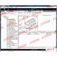 China Auto Diagnostics Software Hitachi Parts Catalogue 2011 For Heavy Construction Machines on sale