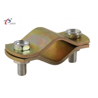 China Galvanized 3/4 G Pipe Clamps on sale