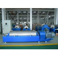 Wholesale Solid Bowl Scroll Centrifuge / Horizontal Wastewater Sludge Centrifuge from china suppliers