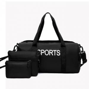 Wholesale Dry Wet Separation Single Shoulder Gym Fitness Bag from china suppliers