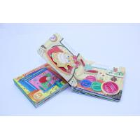 Wholesale 3D Effect Flip Card Childrens Book Printing , Die Cutting With Picture Printing from china suppliers