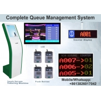 Wholesale LED Service Center Queue Ticketing System from china suppliers