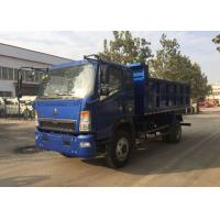 Wholesale Construction Heavy Duty Dump Truck 4×2 Tipper For Transporting Loose Material from china suppliers