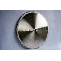 Quality Aluminum alloy saw blade 350-30-3.0-120T circular saw blade for aluminum for sale