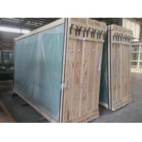 China Clear Laminated Safety Glass with PVB film wholesale