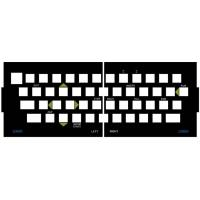 Wholesale Keyboard Overlay for Fuji 350/355/370 from china suppliers