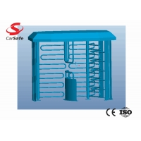 Wholesale Waterproof IP54 RS485 Full Height Turnstile Gate 40persons/min from china suppliers
