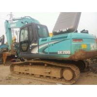 Quality 70000USD Japan 2011 Kobelco SK200  20Ton used excavator SK200-8 for sale for sale
