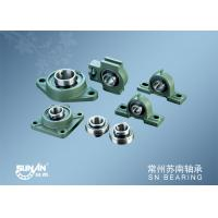 Quality Chrome Steel GCR15 Insert Ball Bearing Unit For Electronic Toys for sale