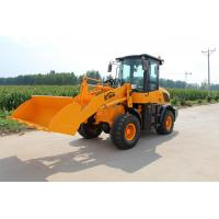 Wholesale GET - KM20 Heavy Construction Machinery 2000kg Compact Articulated Wheel Loader from china suppliers