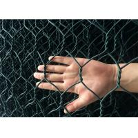 Wholesale Foldable Green Colour Reno Gabion PVC Coated Wire Mesh Mattress Bunlde Packing from china suppliers