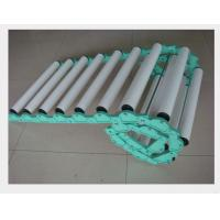 Wholesale Coated Industrial Rubber Rollers , Small Diameter Pvc Conveyor Rollers OEM from china suppliers