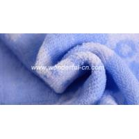 Quality Hot selling 25x25cm cheap cotton guest green hand towels for sale