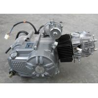 Wholesale Single Cylinder Motorcycle Engine Assembly , 110CC Powerful Complete Motorbike Engine from china suppliers