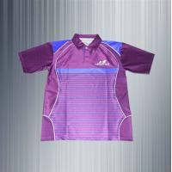 Mens Allover Printed Polo Cheap Polyester Polo Shirts Full