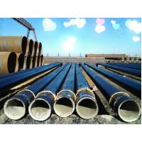 Buy cheap Cement Mortar Lining Carbon Anti Corrosion Steel Pipe For Long Distance Conveying Of Underground Water from wholesalers